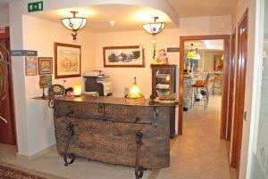 reservar un hotel en Navacerrada